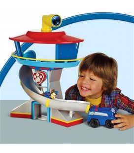 PAW PATROL LOOKOUT TOWER PLAYSET HEADQUARTER