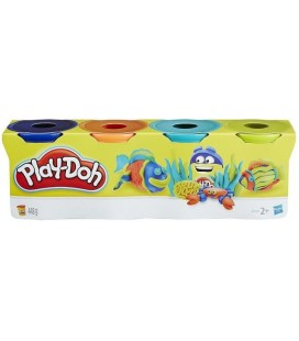 Play-Doh Refill Play-Doh 4-pack: 448 gram