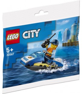 Lego City Politie waterscooter Lego (30567)
