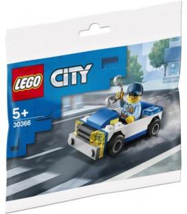 Lego city Politiewagen Lego (30366)