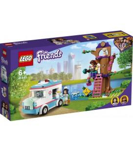 Lego friends Dierenambulance Lego (41445)