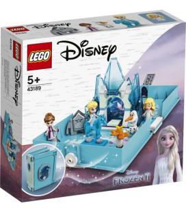 Elsa en de Nokk verhalenboekavonturen Lego (43189)