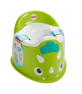 FISHER PRICE DINO POTTY pot
