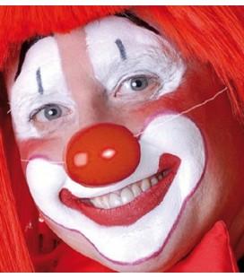 Clownsneus rood [er stuk geleverd