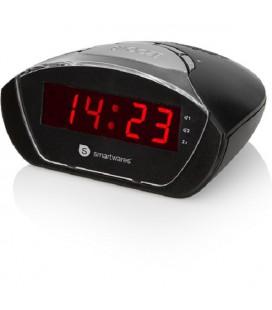 Smartwares wekker met snoozefunctie
