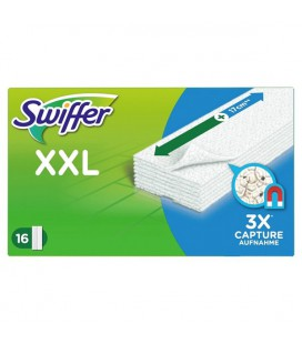 Swiffer Sweeper XXL stofdoek navulpak 16 stuks