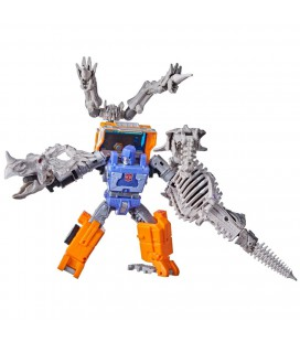 TRANSFORMERS GENERATIONS WAR FOR CYBERTRON K DELUXE