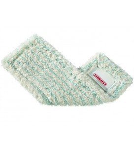 Leifheit profi overtrek vloerwisser xl - 42 cm gevouwen cotton plus