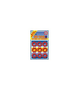 Klappers ring Wicke: 36x 8 schoten (30238)