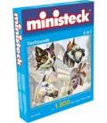 Dierenvrienden Ministeck 4-in-1: 1800-delig (31327)