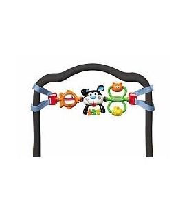 Autostoel speelvriendjes - Infantino