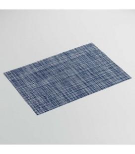 Placemat  Punto donker blauw (per stuk)