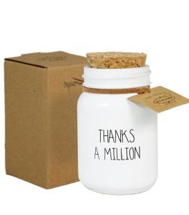 SOJAKAARS - THANKS A MILLION - GEUR: FRESH COTTON