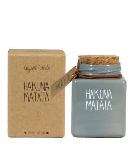 SOJAKAARS - HAKUNA MATATA - GEUR: MINTY BAMBOO