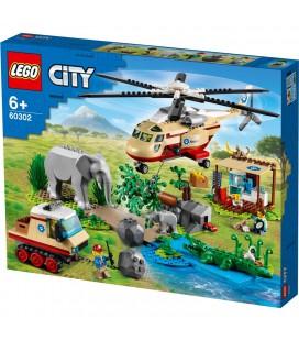 LEGO CITY WILDLIFE 60302