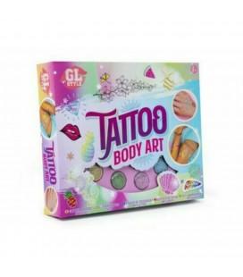 TATTOO BODY ART SET