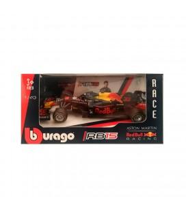 BURAGO AUTO 1:43 MAX VERSTAPPEN RED BULL RB15