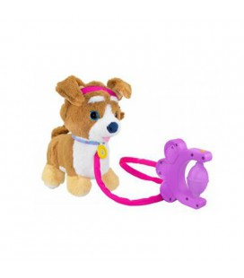 SPRINT PUPPY PULL ALONG PLUSH WITH FUNNY SOUNDS