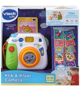 Klik en klaar camera Vtech: 12+ mnd (80-612223)