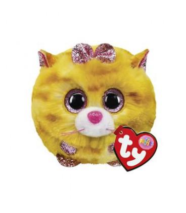 TY PUFFIES TABITHA CAT 10 CM