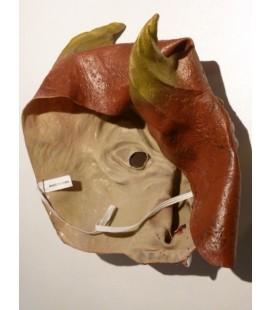 Halfmasker Duivel