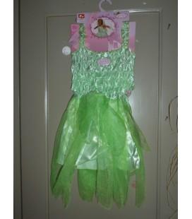Magic fairy jurk groen