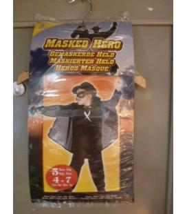 Zorro gemaskerde held