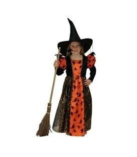 Luxe heksenjurk