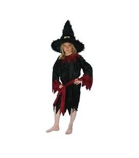 Heksen jurk