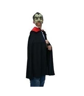 Dracula Cape rode kraag
