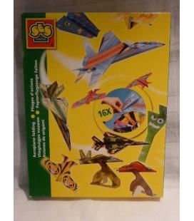 Vliegtuigjes vouwen  - SES