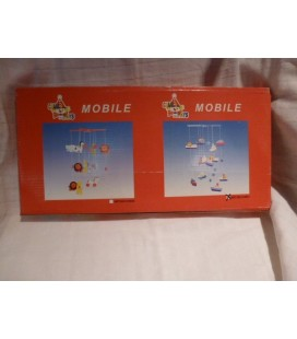 Houten boten mobiel