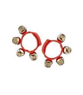 Bellen Armband met klittenband