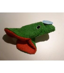 Washandje Krokodil