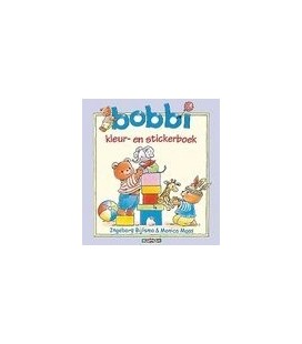Bobbi Kleur - en Stickerboek