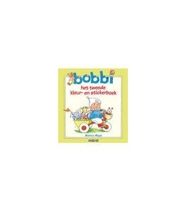 Bobbi 2e kleur - en stickerboek