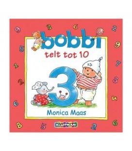 Bobbi - karton boek - telt tot 10