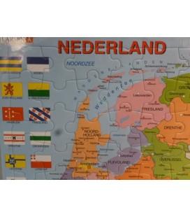 Larsen puzzel - Nederland