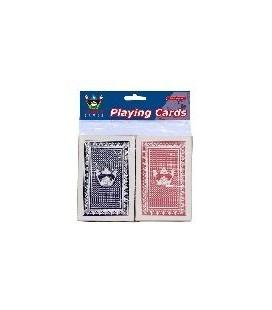 Clown- Speelkaarten set van 2