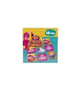 Mega Mindy Memorie spel