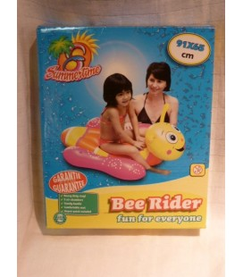 Opblaas waterspeelgoed- bee rider