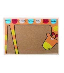Prikbord Girafje