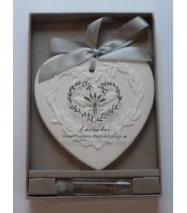 Ornament  cadeau & parfum lavendel