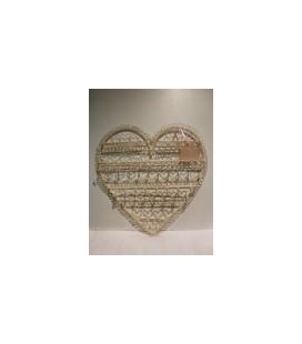 Juwelenhouder hart creme