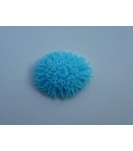 Blauw Chrysant