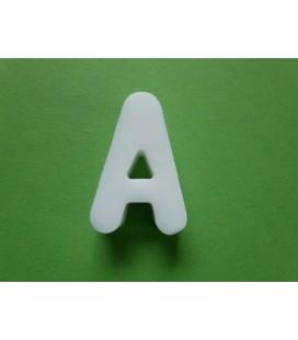 Zeepletter alfabet A