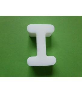 Zeepletter alfabet I