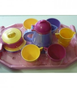 thee servies 18 delig roze