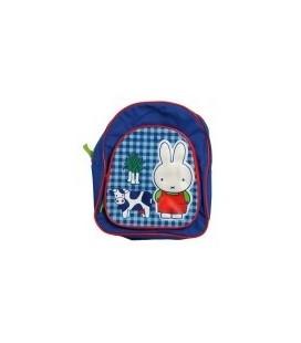 Rugzak nijntje blauw / Miffy Farmer