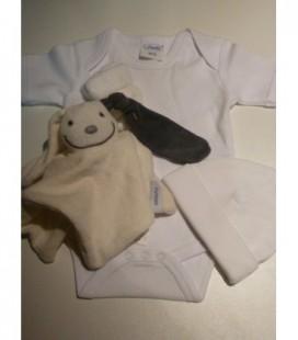 Zwanger cadeau | basis pakket 07 wit